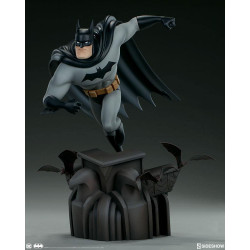 BATMAN ANIMATED SERIES DC COMICS STATUE