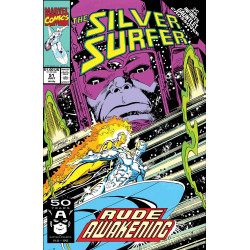 TRUE BELIEVERS SILVER SURFER RUDE AWEKENING