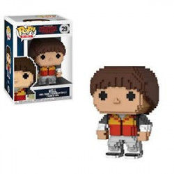 WILL STRANGER THINGS POP! 8-BIT VINYL FIGURE