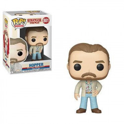 HOPPER DATE NIGHT STRANGER THINGS FUNKO POP! TV VINYL FIGURINE