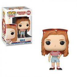 MAX MALL OUTFIT STRANGER THINGS FUNKO POP! TV VINYL FIGURINE