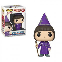 WILL THE WISE STRANGER THINGS FUNKO POP! TV VINYL FIGURINE