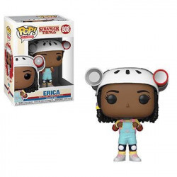 ERICA STRANGER THINGS FUNKO POP! TV VINYL FIGURINE