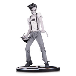 JOKER BY SEAN MURPHY DC COMICS BLACK AND WHITE STATUE