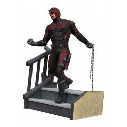DAREDEVIL NETFLIX MARVEL PREMIER COLLECTION STATUE
