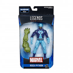 ROCK PYTHON AVENGERS ENDGAME MARVEL LEGENDS ACTION FIGURE