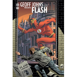 DC SIGNATURES - GEOFF JOHNS PRESENTE FLASH TOME 4
