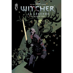 THE WITCHER LA LEGENDE : LA MAISON DE VERRE - T2