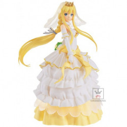 ALICE WEDDING SWORD ART ONLINE CODE REGISTER EXQ PVC FIGURE
