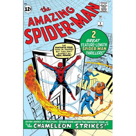 TRUE BELIEVERS AMAZING SPIDER-MAN 1
