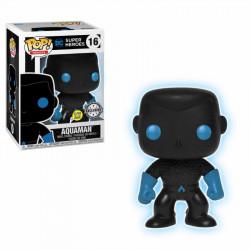 AQUAMAN GLOW IN THE DARK POP! HEROES DC COMICS VYNIL FIGURE