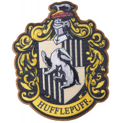 HUFFLEPUFF HARRY POTTER IRON-ON PATCH