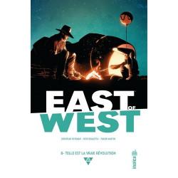 URBAN INDIE - EAST OF WEST TOME 8