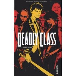 DEADLY CLASS T02