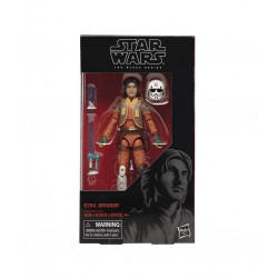 EZRA BRIDGER STAR WARS BLACK SERIES ACTION FIGURE