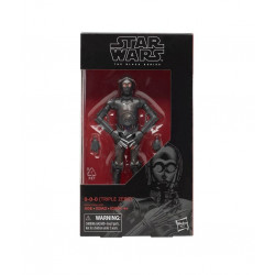 000 STAR WARS BLACK SERIES ACTION FIGURE