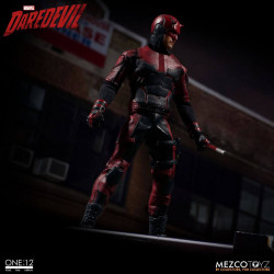 Daredevil Netflix TV Series Marvel Universe Mezco ONE:12 figurine 17 cm