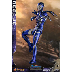 RESCUE MOVIE MASTERPIECE DIECAST AVENGERS ENDGAME ACTION FIGURE