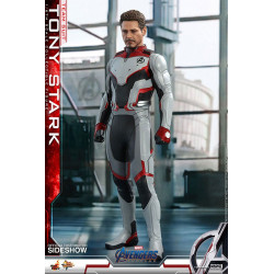 TONY STARK TEAM SUIT VERSION MOVIE MASTERPIECE AVENGERS ENDGAME ACTION FIGURE