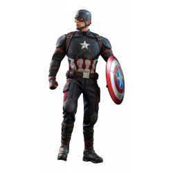 CAPTAIN AMERICA MOVIE MASTERPIECE AVENGERS ENDGAME ACTION FIGURE