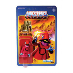 ORKO MASTERS OF THE UNIVERSE WAVE 4 FIGURINE REACTION 6 CM