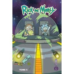 RICK & MORTY, T5 : RICK & MORTY T5