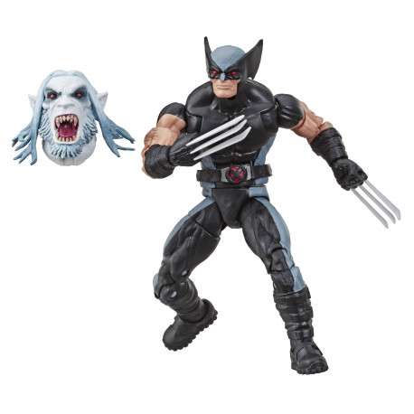 X-FORCE WOLVERINE MARVEL LEGENDS ACTION FIGURE