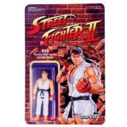RYU STREET FIGHTER II REACTION WAVE 1 FIGURINE 10 CM