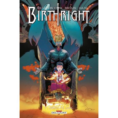 BIRTHRIGHT 07. FRERES DE SANG