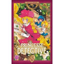 PRINCESSE DETECTIVE T06