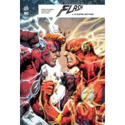 DC REBIRTH - FLASH REBIRTH TOME 6