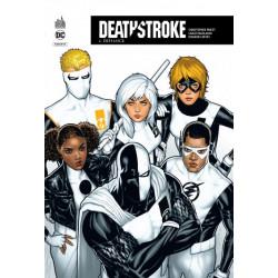 DC REBIRTH - DEATHSTROKE REBIRTH TOME 4
