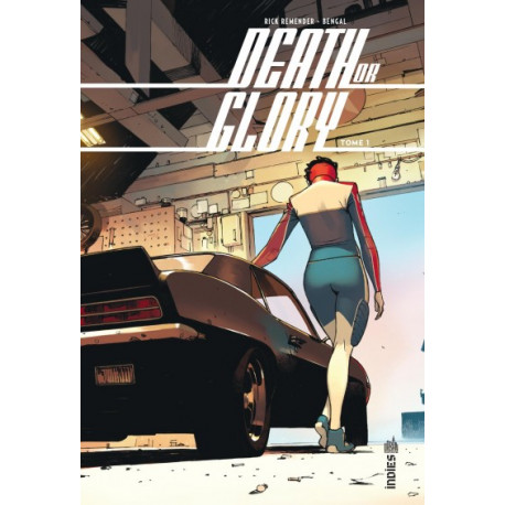 URBAN INDIE - DEATH OR GLORY TOME 1