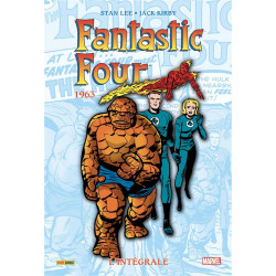 FANTASTIC FOUR: L'INTEGRALE T02 (1963) NED
