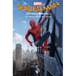 SPIDER-MAN HOMECOMING T01