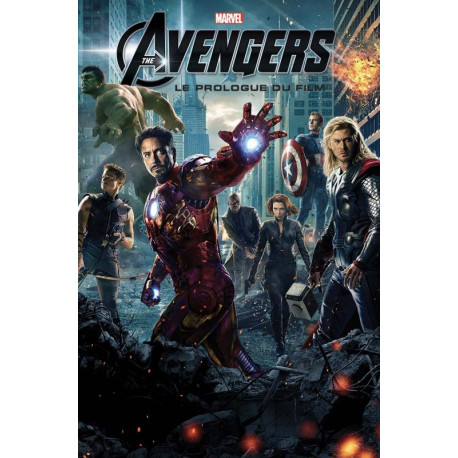 THE AVENGERS: PRELUDE