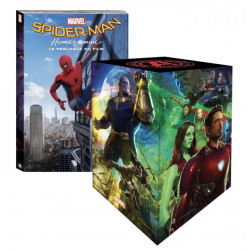 SPIDER-MAN HOMECOMING: PRELUDE + COFFRET COLLECTOR