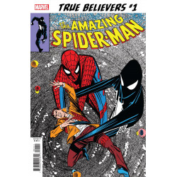 TRUE BELIEVERS SPIDER-MAN NEW COSTUME