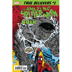 TRUE BELIEVERS ASM VS HULK