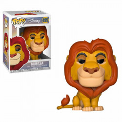 MUFASA LE ROI LION POP! DISNEY VINYL FIGURINE 9 CM