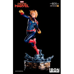 CAPTAIN MARVEL COMICS STATUETTE 1/10 BDS ART SCALE STATUE