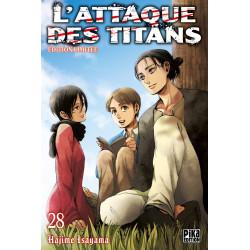 L'ATTAQUE DES TITANS T28 EDITION LIMITEE