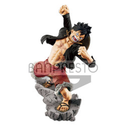 LUFFY SCULTURES THE TAG TEAM 20TH ANNIVERSARY PVC STATUE