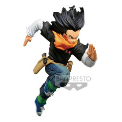 ANDROID 17 BWFC DRAGONBALL PVC STATUE