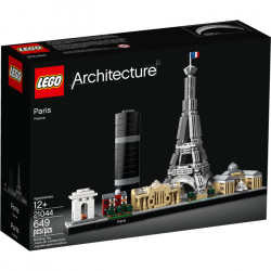 PARIS FRANCE LEGO ARCHITECTURE 21044