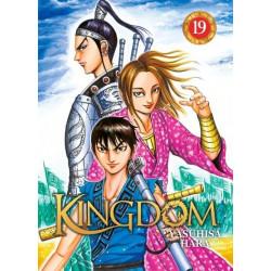 KINGDOM - TOME 19 - MANGA (LIVRE)