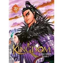 KINGDOM - TOME 20 - MANGA (LIVRE)