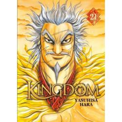 KINGDOM - TOME 21 - LIVRE (MANGA)