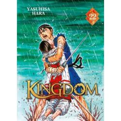 KINGDOM - TOME 22 - LIVRE (MANGA)
