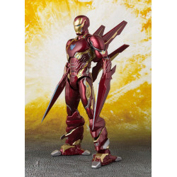 IRON MAN MK50 NANO WEAPONS SET AVENGERS INFINITY WAR MARVEL SH FIGUARTS ACTION FIGURE